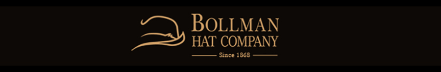 Bollman Hats at Village Hat Shop