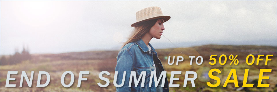 Summer Hat Sale - Up to 50% Off