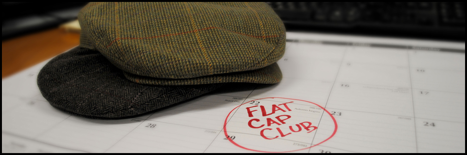 Flat Cap of the Month Club