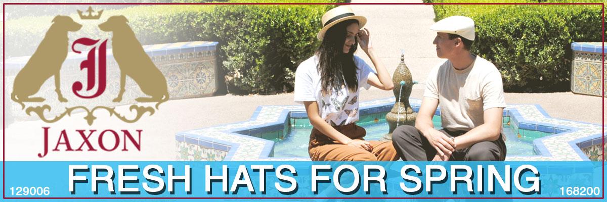 Brand Jaxon Hats