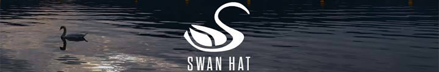 Swan Hats at Village Hat Shop