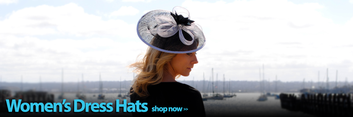 Style Womens Dress Hats New for Spring 2019