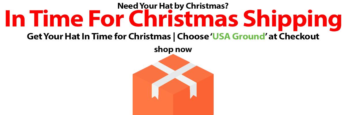 USA Ground Shipping Guaranteed by Christmas