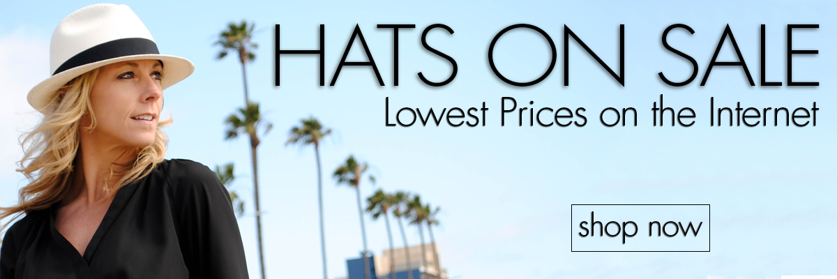 Hats on Sale