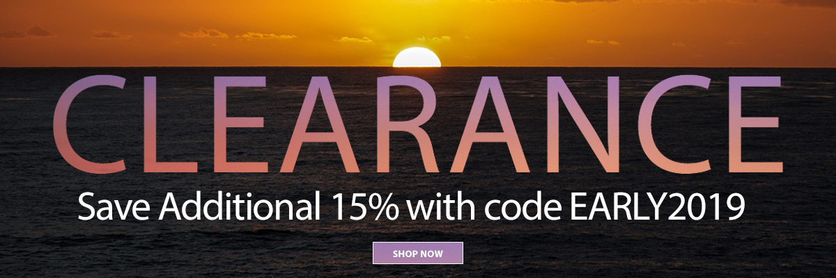 New Markdowns Everyday Save Addition 15percent off with code EARLY2019