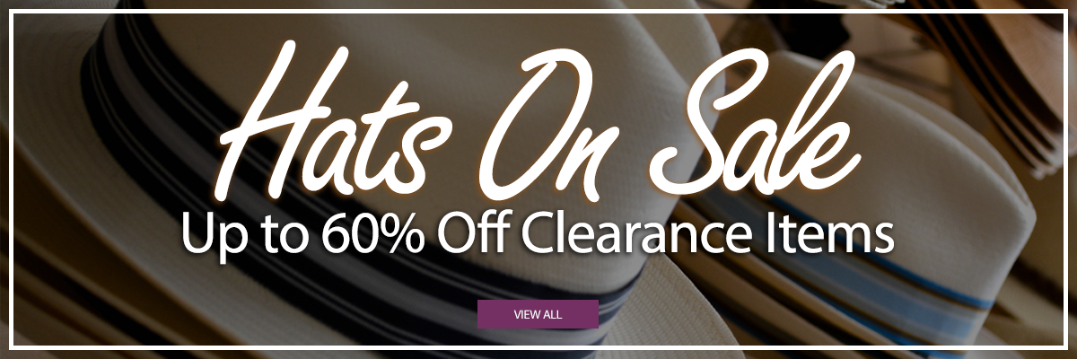 Hats On Sale Save Up to 60% Off Clearance Items