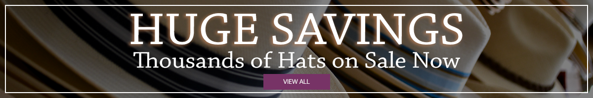 Thousands of Hats On Sale Now