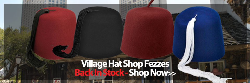 Style Fez Hats Back In Stock January 2019