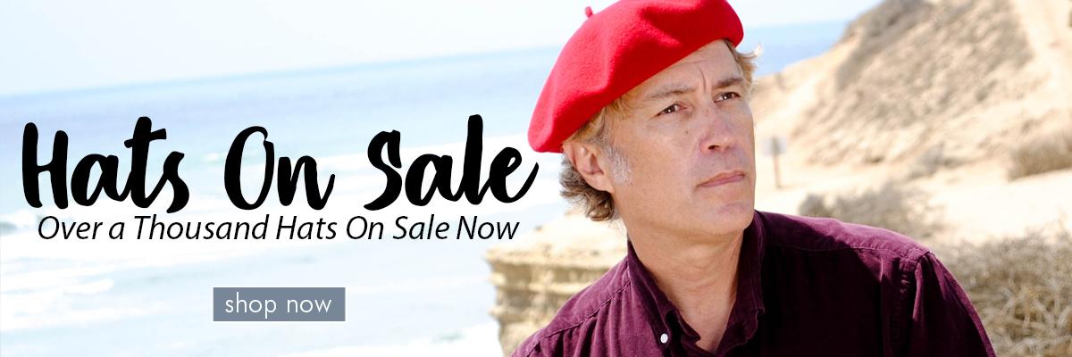 Hats on Sale
