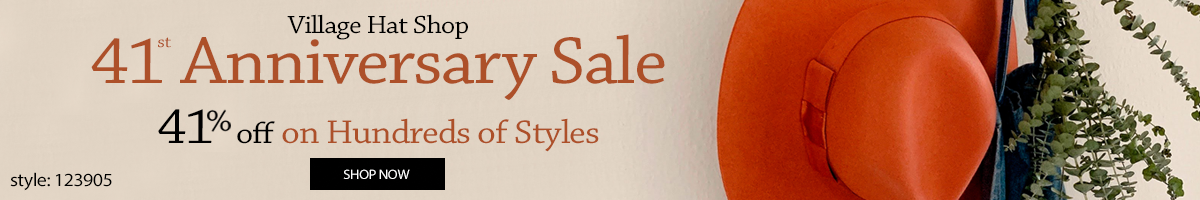 41% Off Select Styles this 41st Anniversary