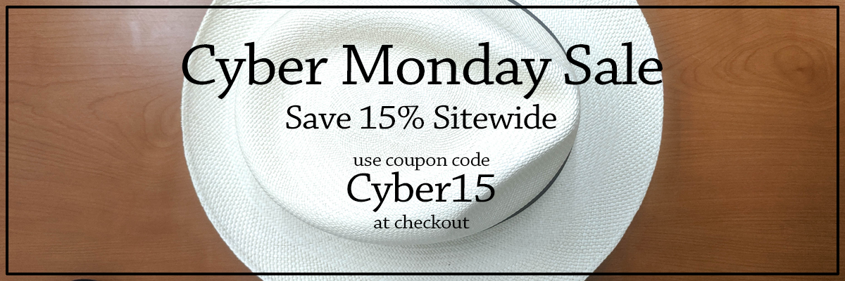 Save 15% Sitewide with Coupon Code CYBER15