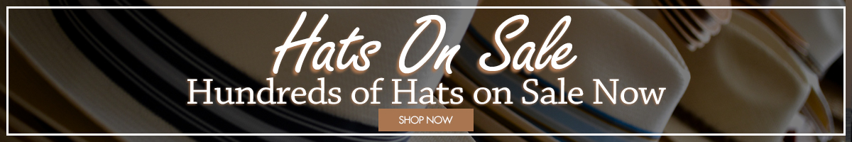 Hundreds of Hats On Sale Now