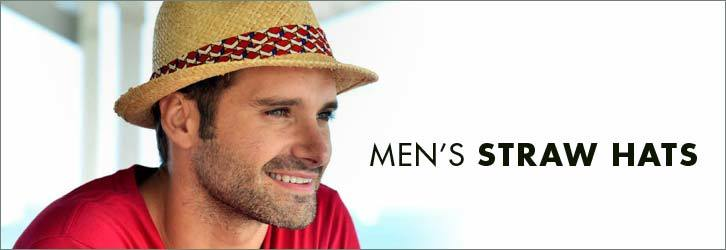Men's Straw Hats