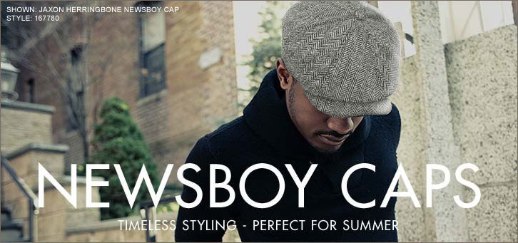 Newsboy Caps - Where to Buy Newsboy Caps at Village Hat Shop e0587986c38
