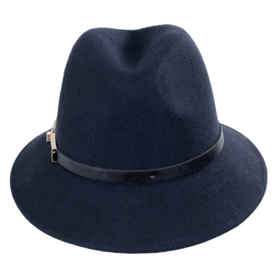 Betmar Darcy Fedora Hat Women's Cold Weather Hats