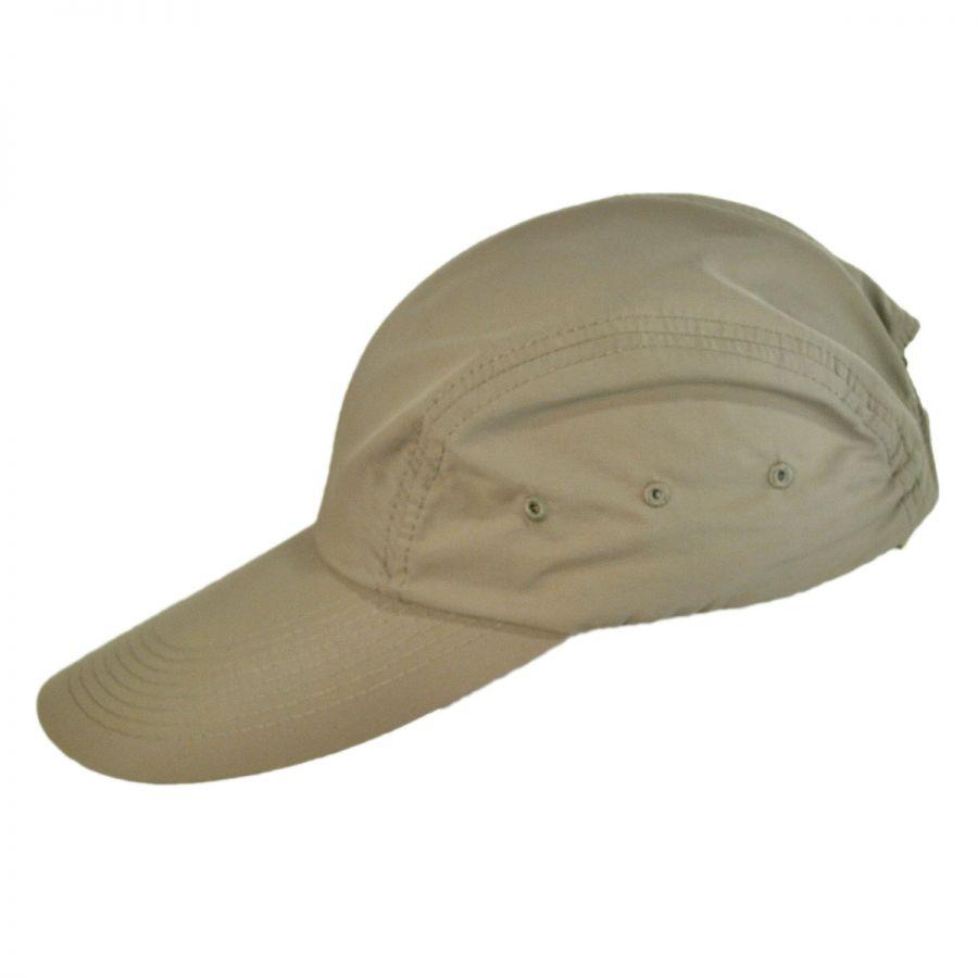 b064569c Torrey Hats UPF 50+ Long Bill Adjustable Baseball Cap Sun Protection
