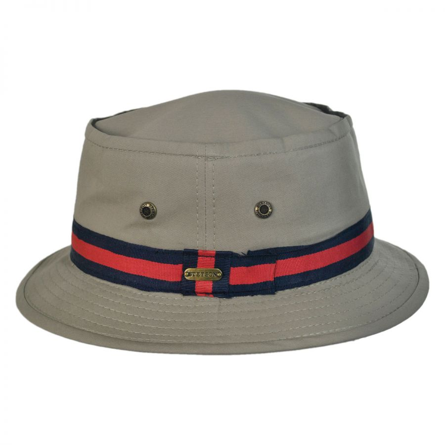 Canvas Bucket Hat by Stetson Bucket hats Stetson Pu89ic6e