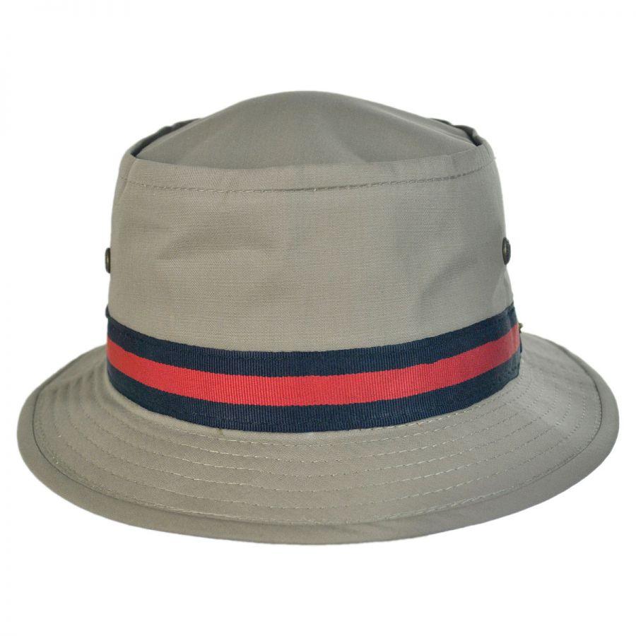 Stetson Fairway Cotton Bucket Hat Bucket Hats