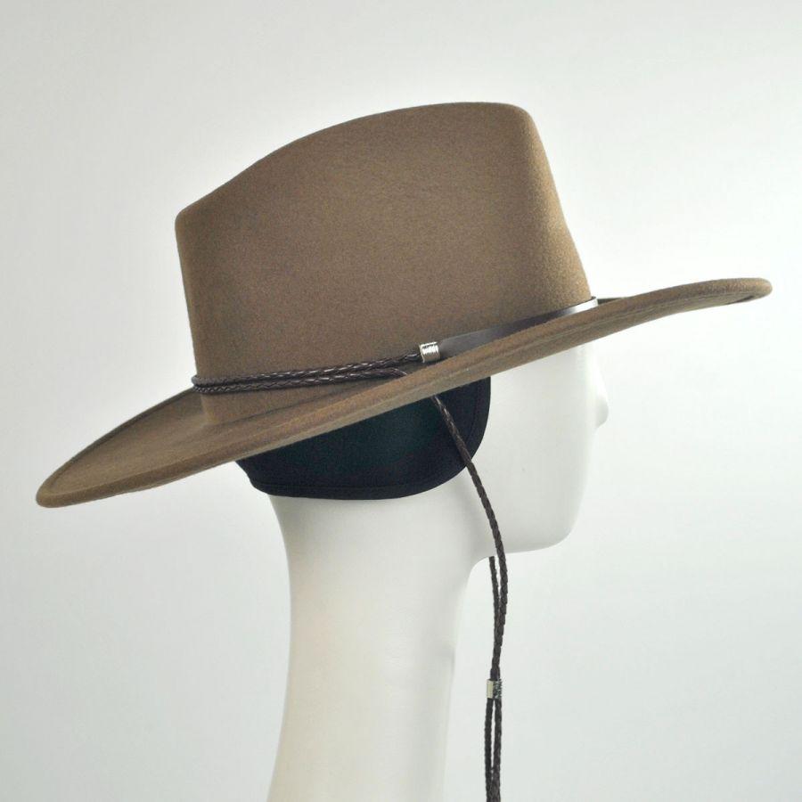 Cowboy Hat With Ear Flaps  f496c715de5