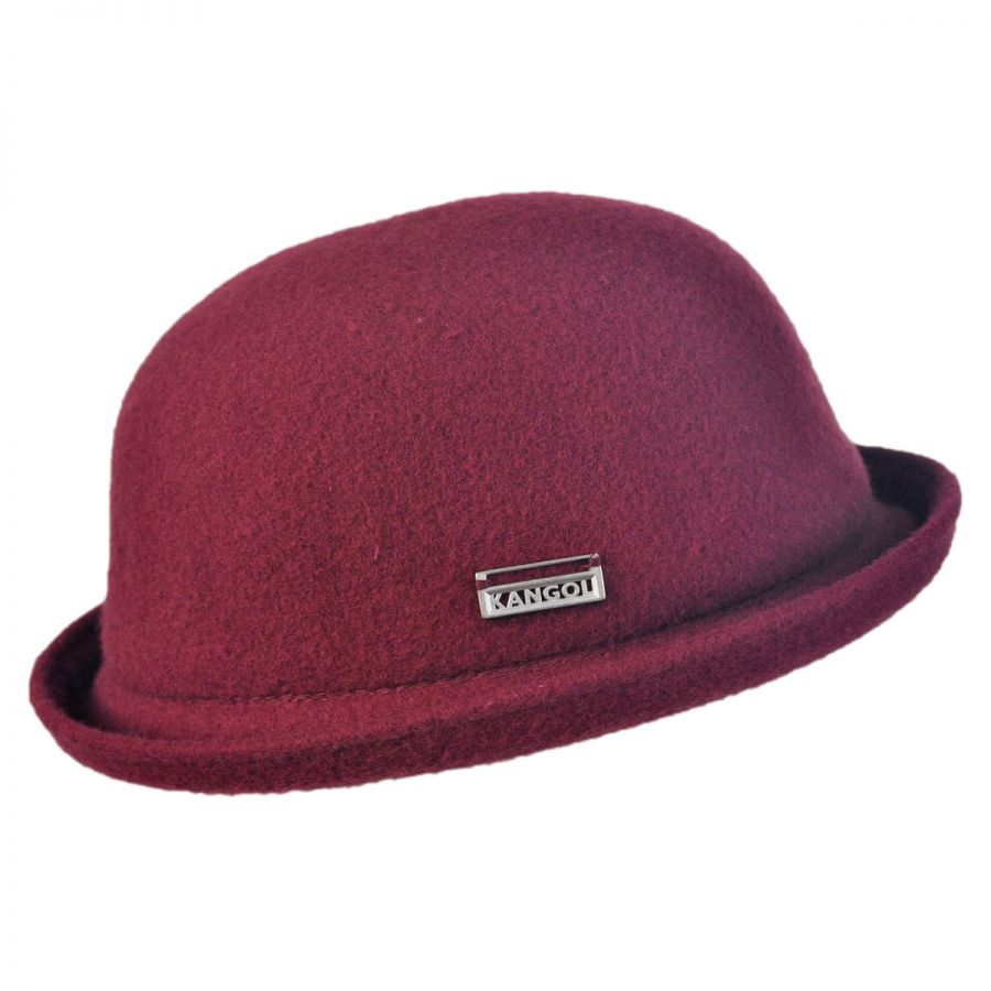 Kangol Wool Bombin Bowler Hat Derby   Bowler Hats b422cf6f02c