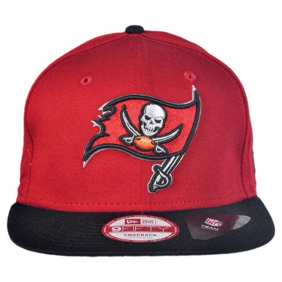 New Era Tampa Bay Buccaneers NFL 9Fifty Snapback Baseball Cap NFL ... 1c3e5759c