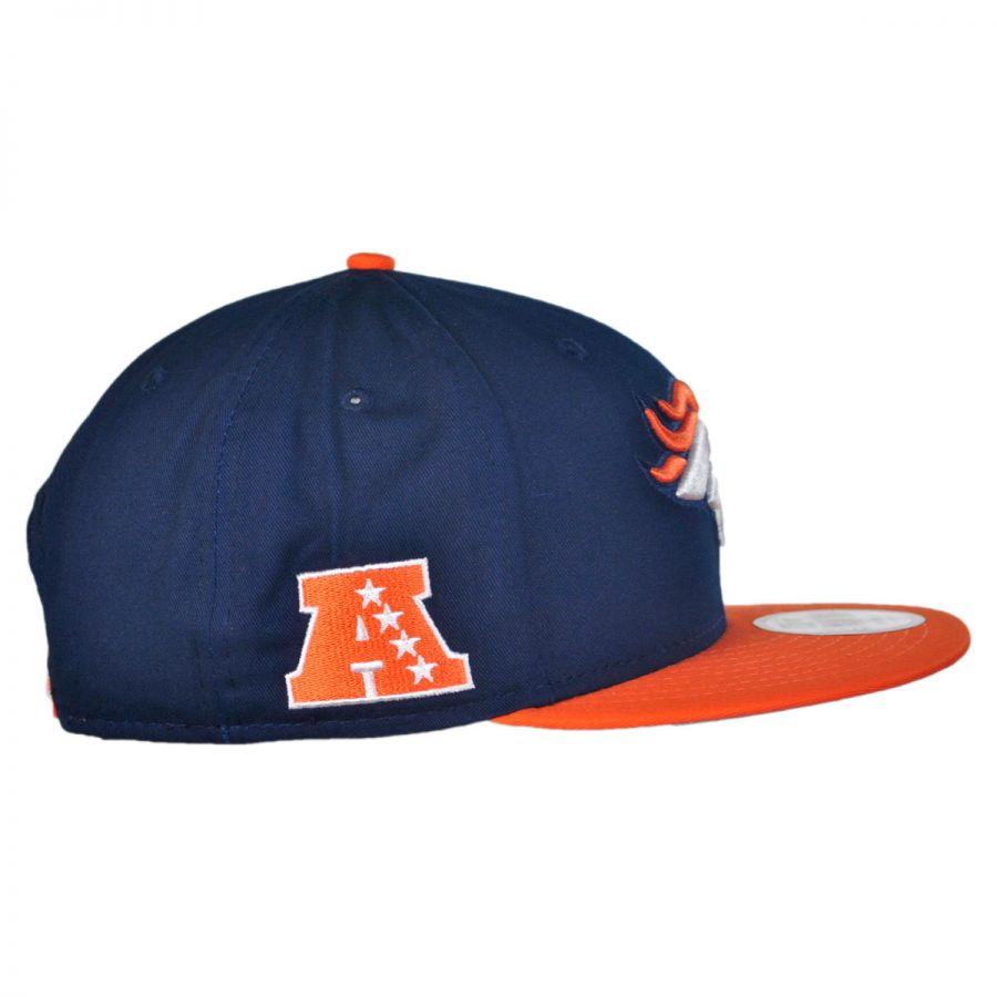 info for c4864 b8222 Denver Broncos NFL 9Fifty Snapback Baseball Cap in