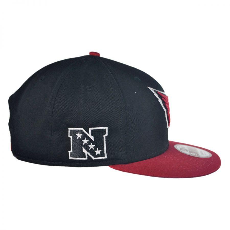 new era arizona cardinals nfl 9fifty snapback baseball cap