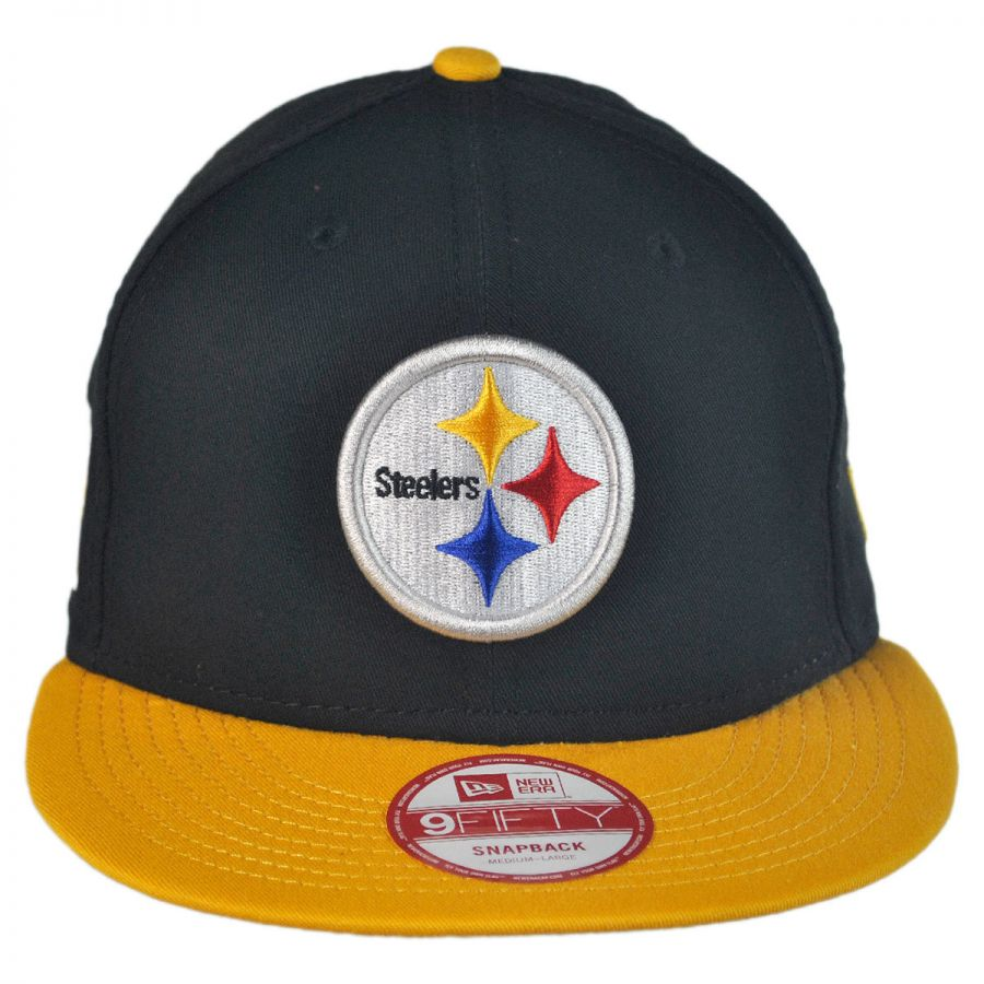 the best attitude 0bc01 bccb7 Pittsburgh Steelers NFL 9Fifty Snapback Baseball Cap in
