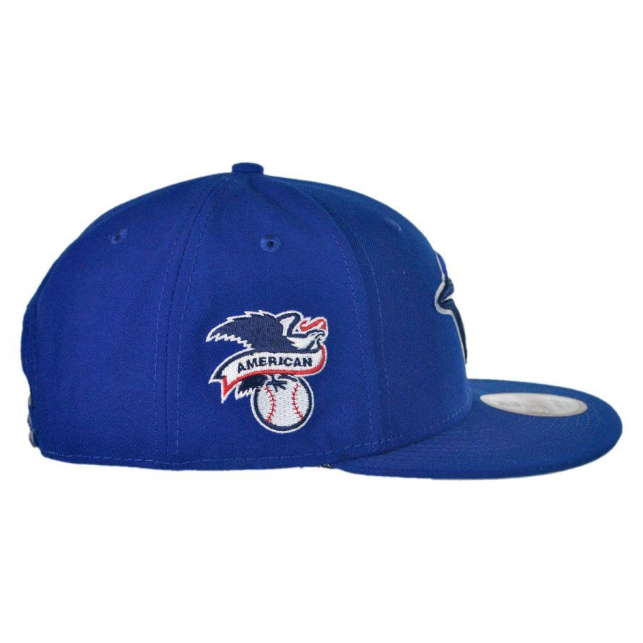 new era toronto blue jays mlb 9fifty snapback baseball cap