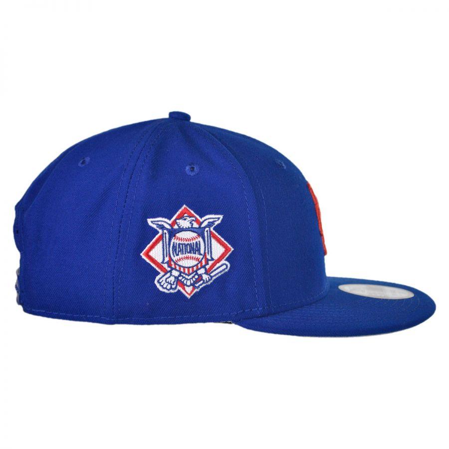 new era new york mets mlb 9fifty snapback baseball cap mlb