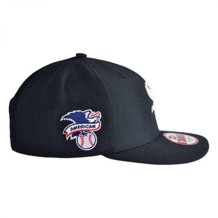 New Era Chicago White Sox MLB 9Fifty Snapback Baseball Cap MLB ... 150f963bf276