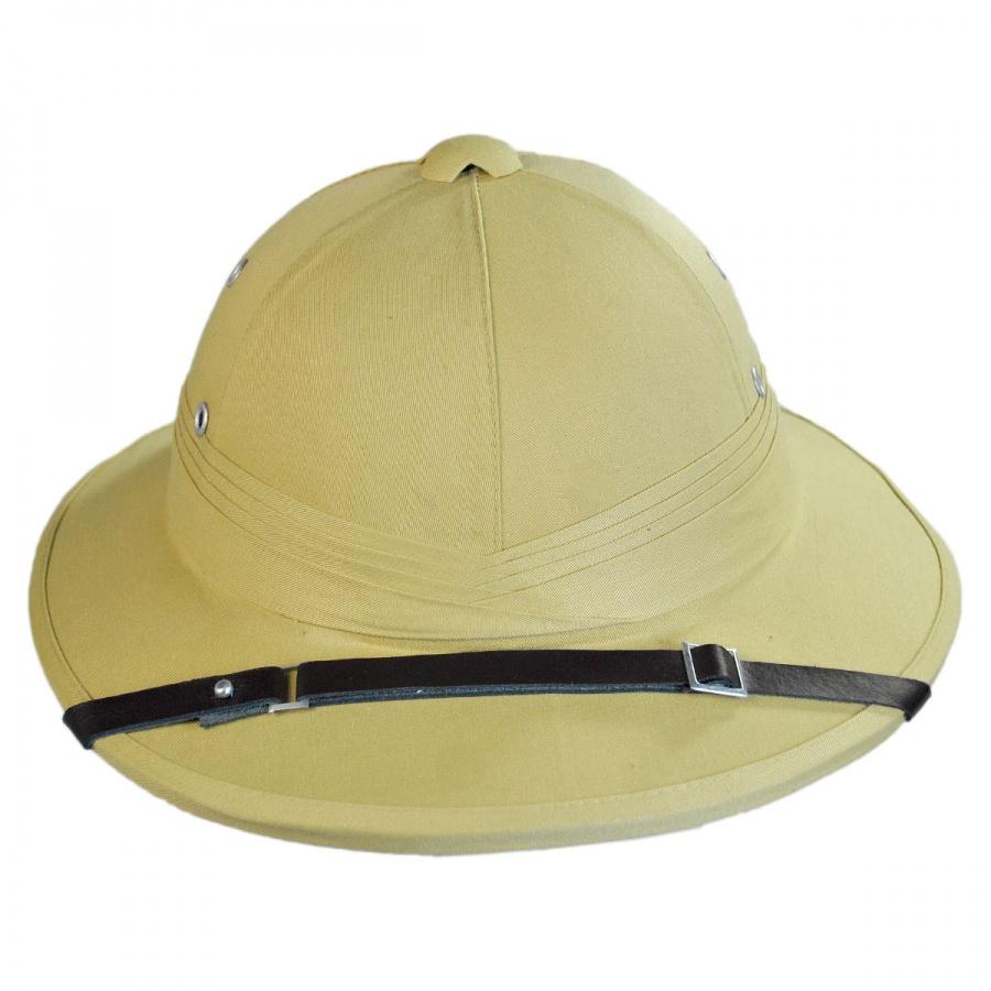 B2B French Pith Helmet - Big Head Version Pith Helmets