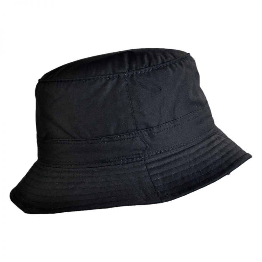 257f6dc1e4b5da Hills Hats of New Zealand Hydrotex Rain Bucket Hat Rain Hats