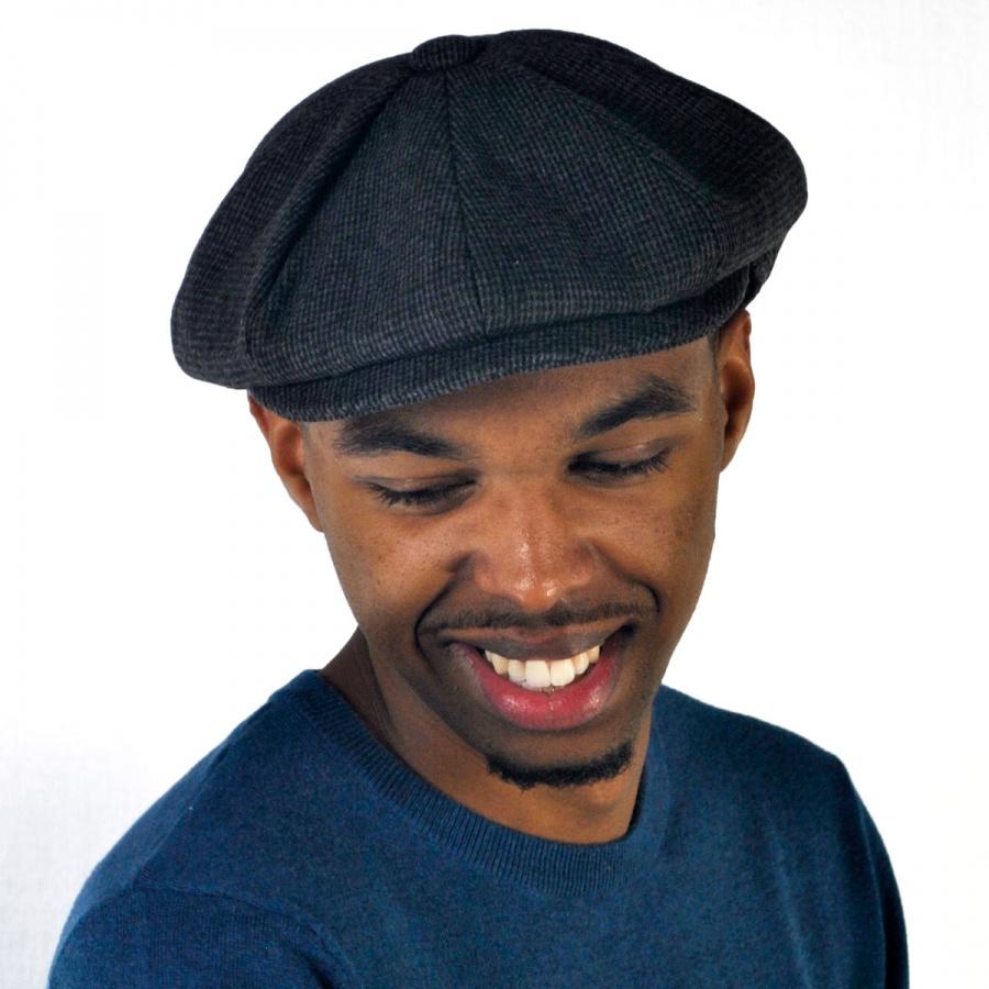 4218d92a6 Union Wool Blend Newsboy Cap