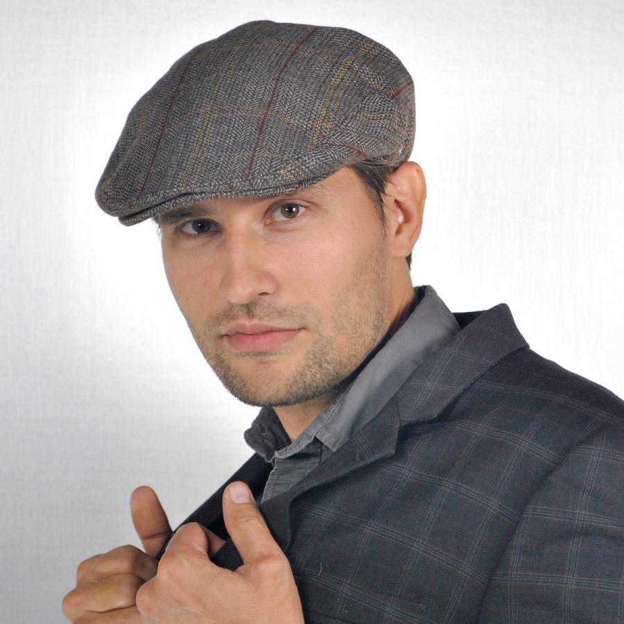 55301f4a90a Jaxon Hats Tweed Wool Blend Ivy Cap Flat Caps (View All)