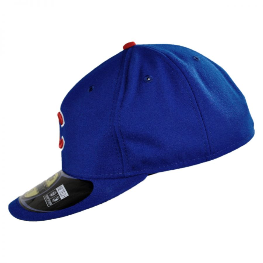 new era chicago cubs mlb 59fifty fitted baseball cap
