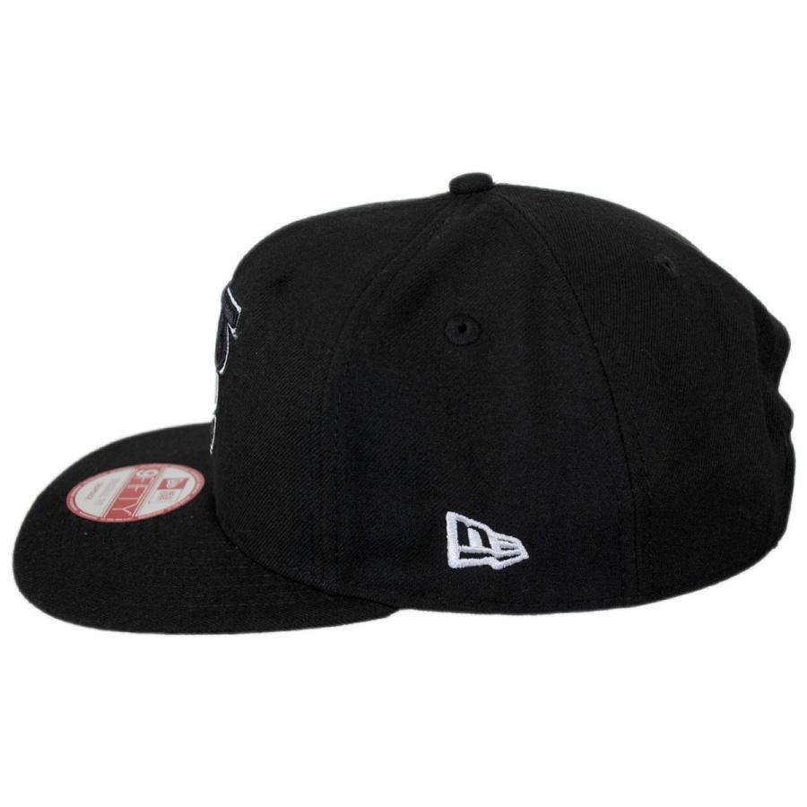 New Era Brooklyn Nets NBA Hardwood Classics 9Fifty Snapback Baseball ... c67da736c637