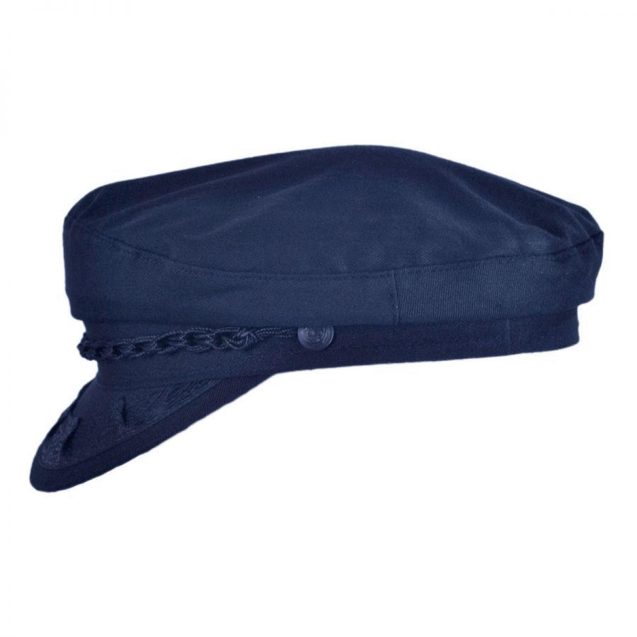 Fishermans Hat: Aegean Cotton Greek Fisherman's Cap Greek Fisherman Caps