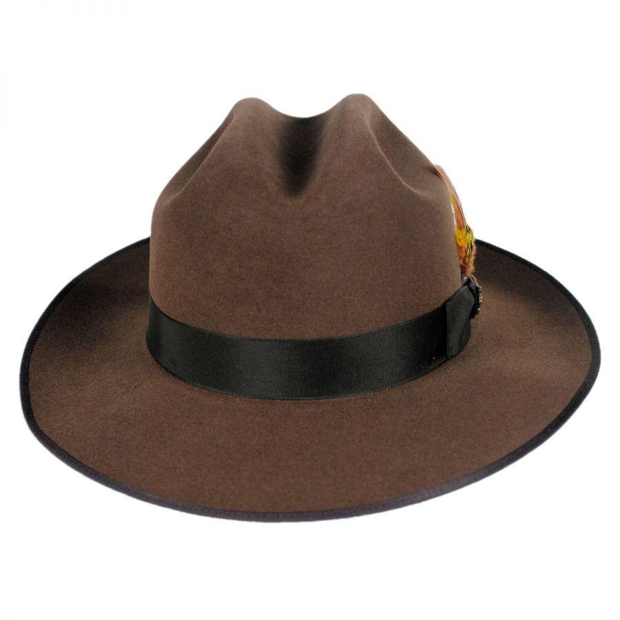 Biltmore Bastille Fur Felt Cattleman Western Hat Western Hats 0392443d248