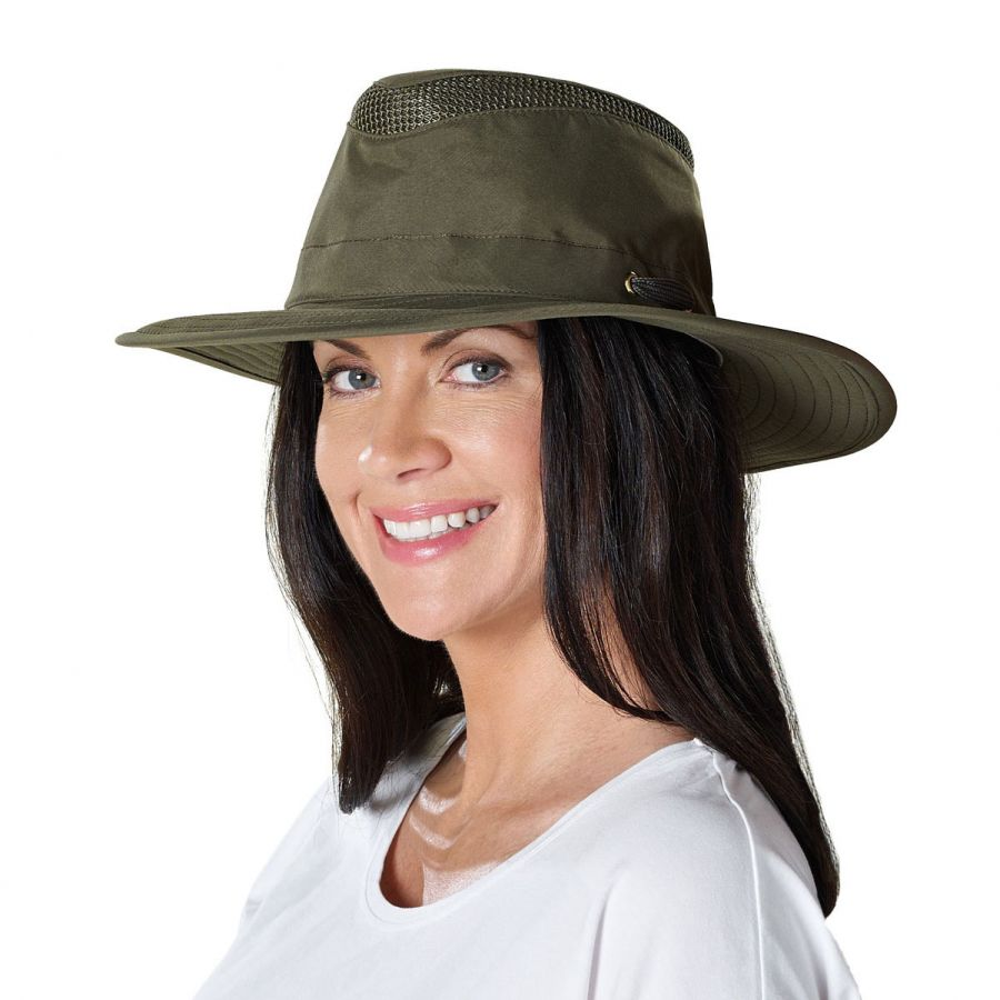 Tilley Endurables LTM6 Airflo - Olive Green Sun Protection 41447ce6fa6