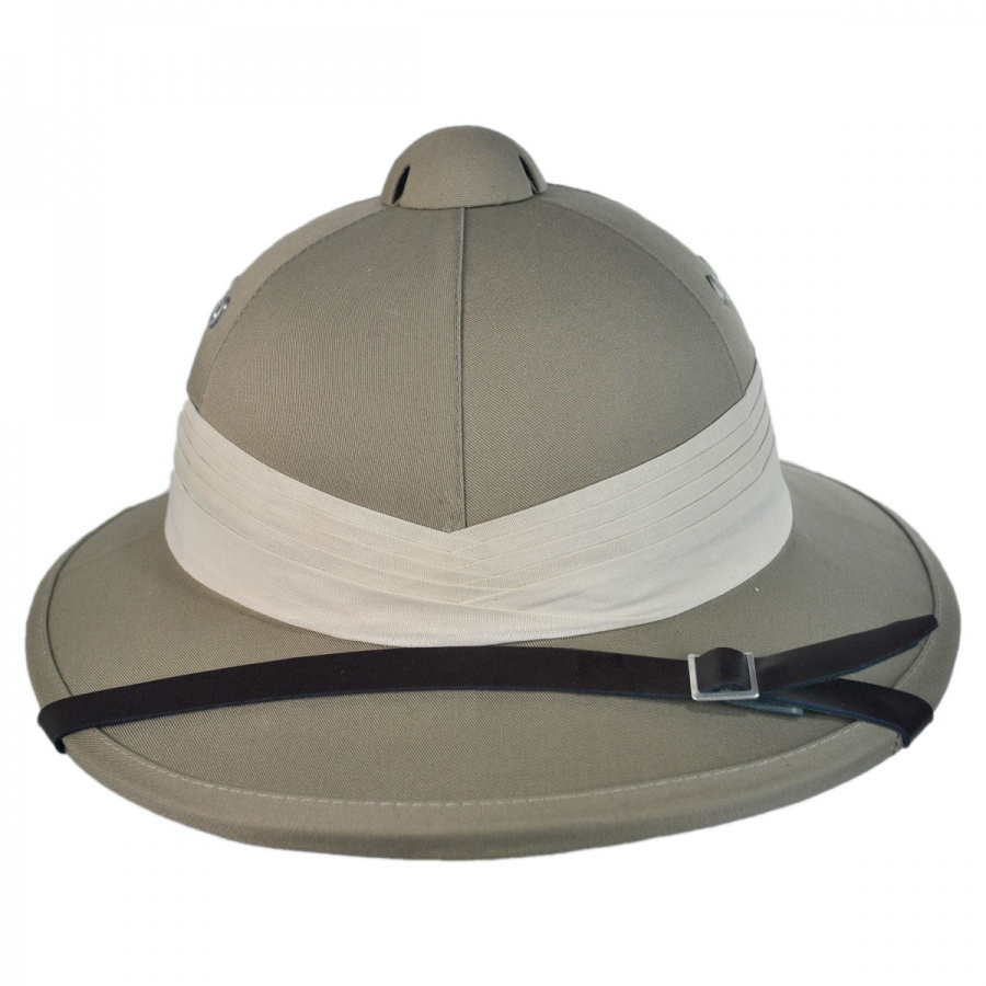 Village Hat Shop African Safari Pith Helmet Pith Helmets