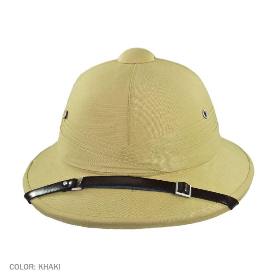 Village Hat Shop Indian Pith Helmet - Big Head Version ...