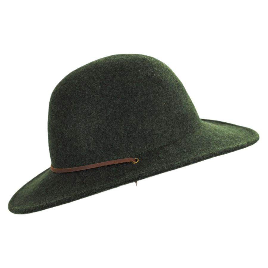 how to clean hat brim