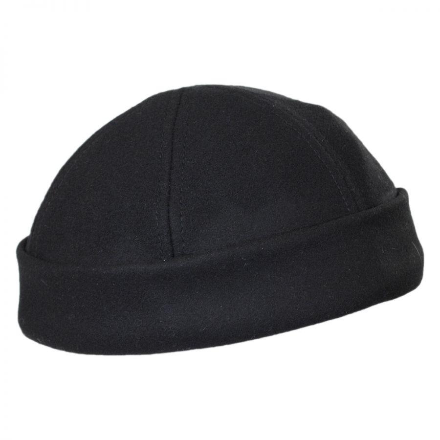 New York Hat Company Six Panel Wool Skull Cap Beanie Hat Beanies a3b824ae4cd