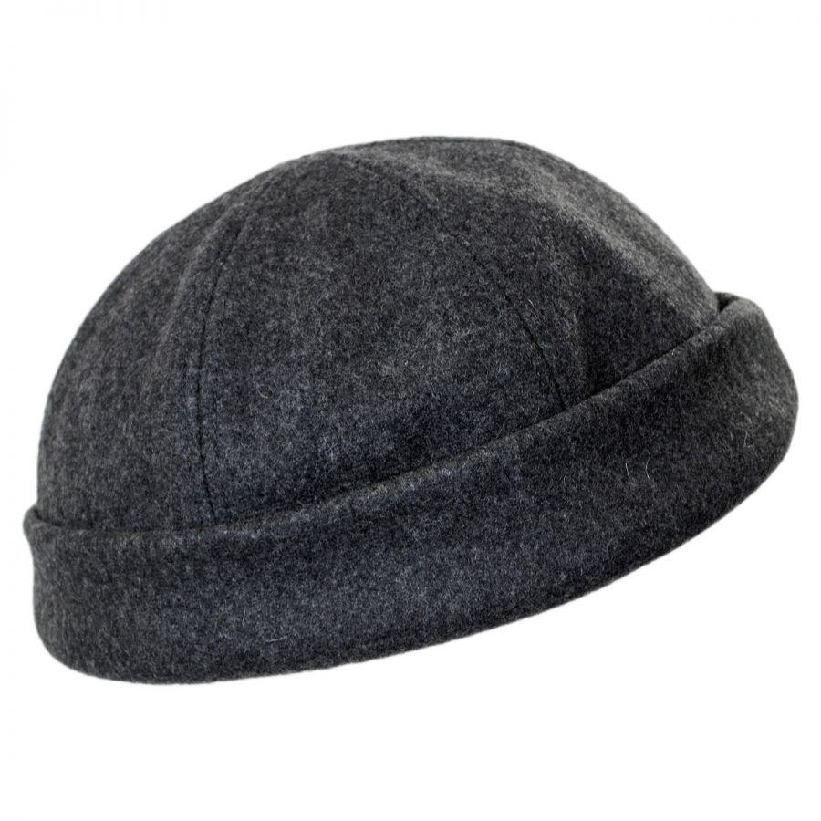 776cc219ae3b8 New York Hat Company Six Panel Wool Skull Cap Beanie Hat Beanies