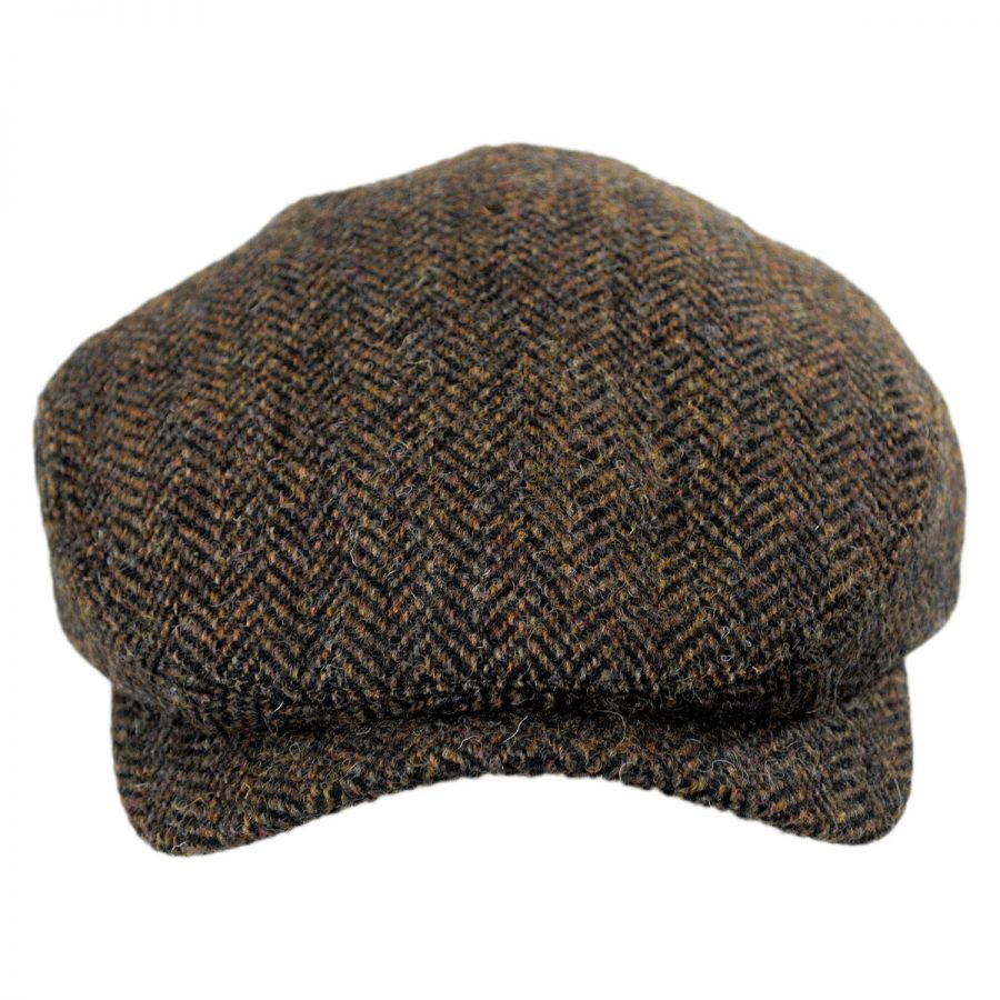 Scottish Tweed Hat