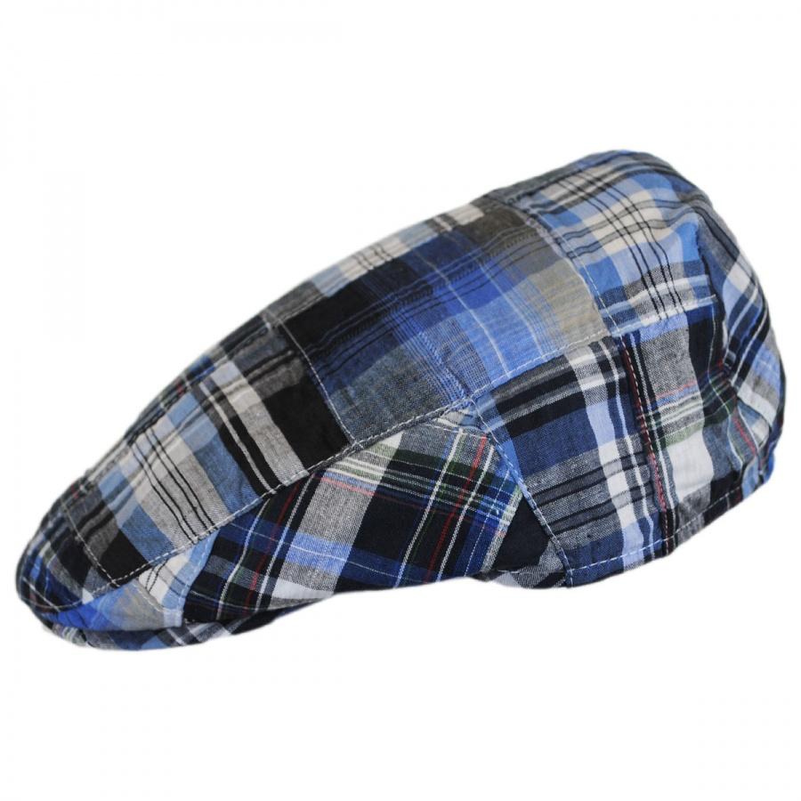 stetson madras plaid cotton ivy cap ivy caps. Black Bedroom Furniture Sets. Home Design Ideas