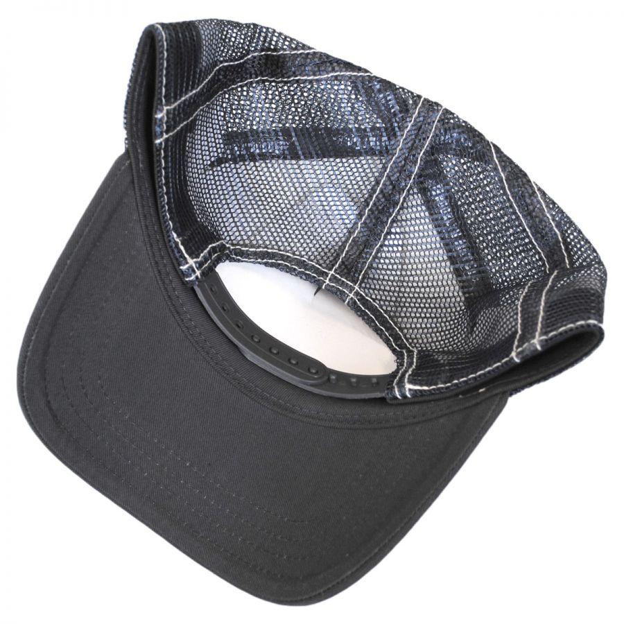 Brooklyn Hat Co California Love Trucker Snapback Baseball Cap ... 0efddfddec1