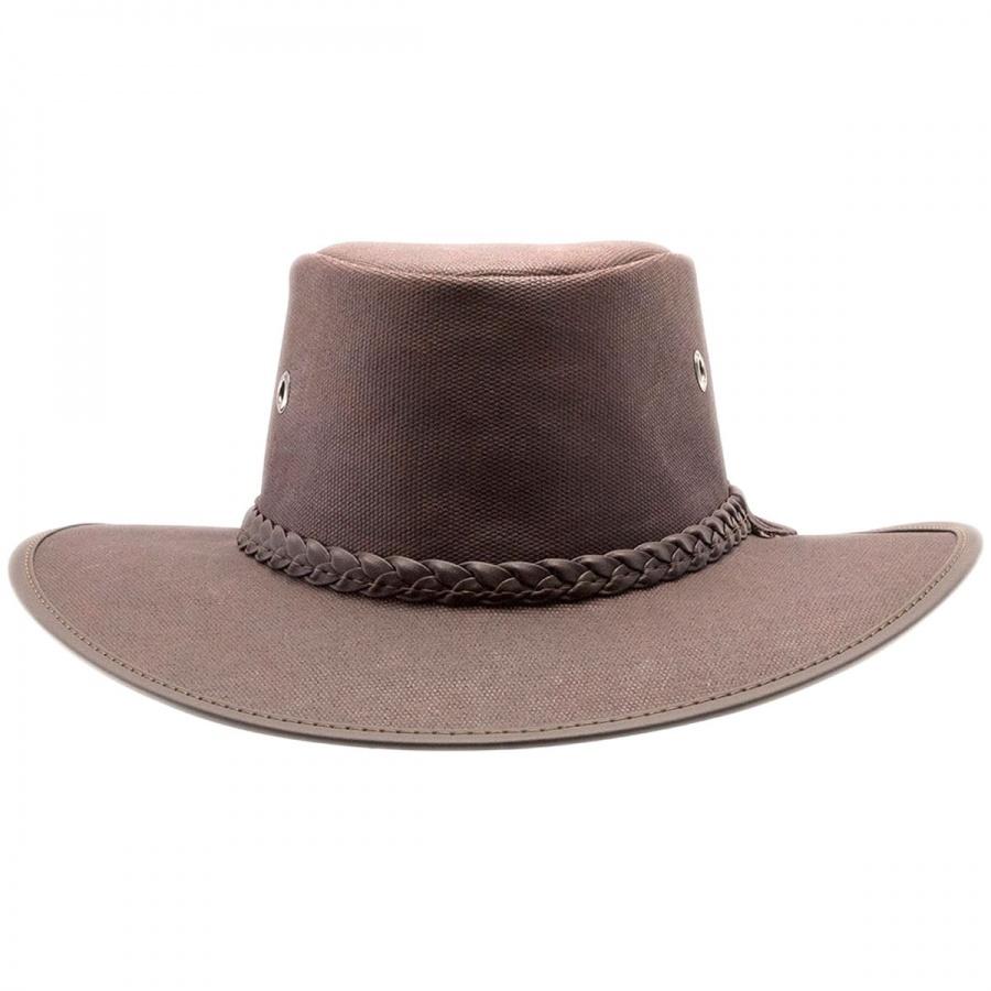 a834de728fe Head  N Home Extreme Wax Cotton Outback Hat Rain Hats