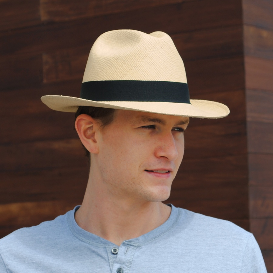 The quality of panama hats can vary significantly. A novice buyer should be careful when buying a fine quality panama hat; the retail market is neither clear nor consistent regarding grading and pricing. You'll find both blocked and unblocked Montecristi hat bodies (Montecristi is a city in .